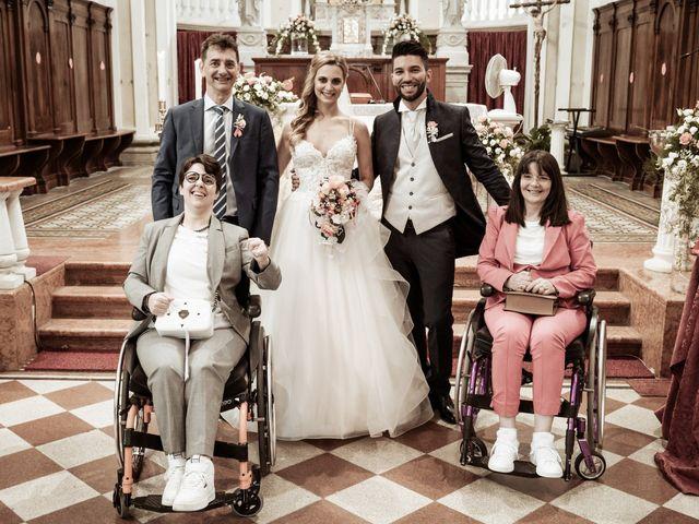 Il matrimonio di Simone e Marta a Campodarsego, Padova 96