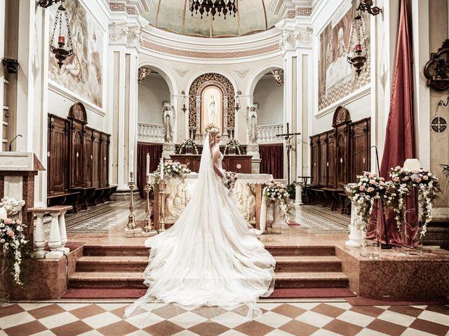 Il matrimonio di Simone e Marta a Campodarsego, Padova 97