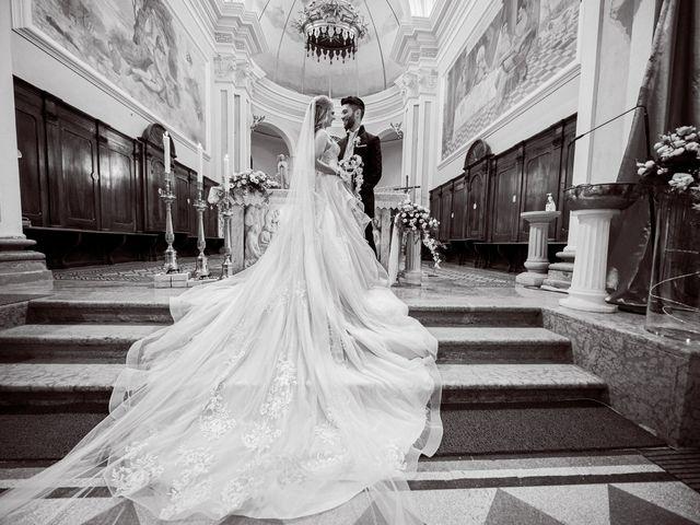 Il matrimonio di Simone e Marta a Campodarsego, Padova 98