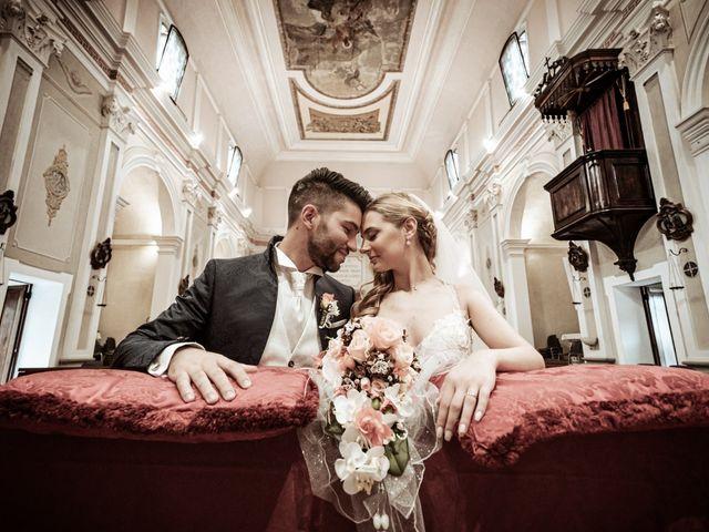 Il matrimonio di Simone e Marta a Campodarsego, Padova 99