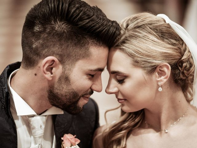 Il matrimonio di Simone e Marta a Campodarsego, Padova 100