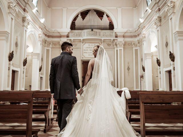Il matrimonio di Simone e Marta a Campodarsego, Padova 101