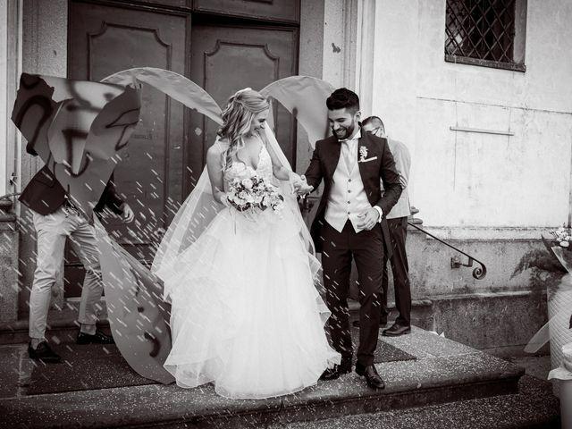 Il matrimonio di Simone e Marta a Campodarsego, Padova 107