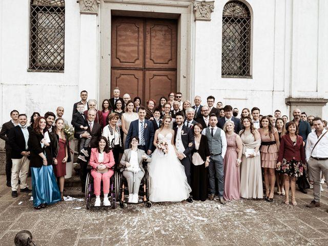 Il matrimonio di Simone e Marta a Campodarsego, Padova 108