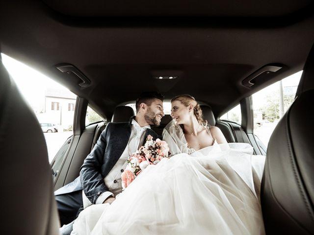 Il matrimonio di Simone e Marta a Campodarsego, Padova 111