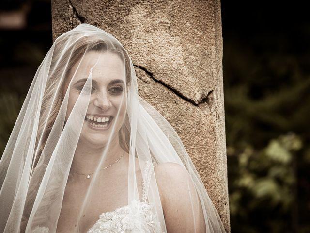 Il matrimonio di Simone e Marta a Campodarsego, Padova 115