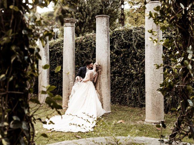 Il matrimonio di Simone e Marta a Campodarsego, Padova 120