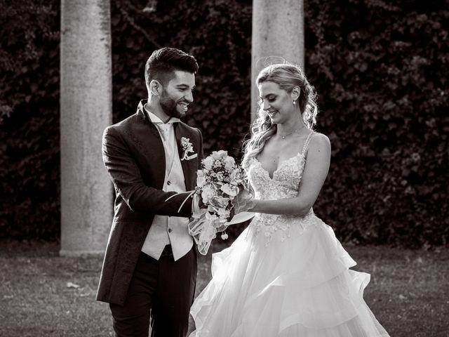 Il matrimonio di Simone e Marta a Campodarsego, Padova 121