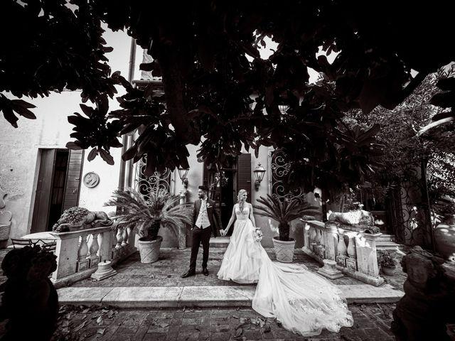 Il matrimonio di Simone e Marta a Campodarsego, Padova 127