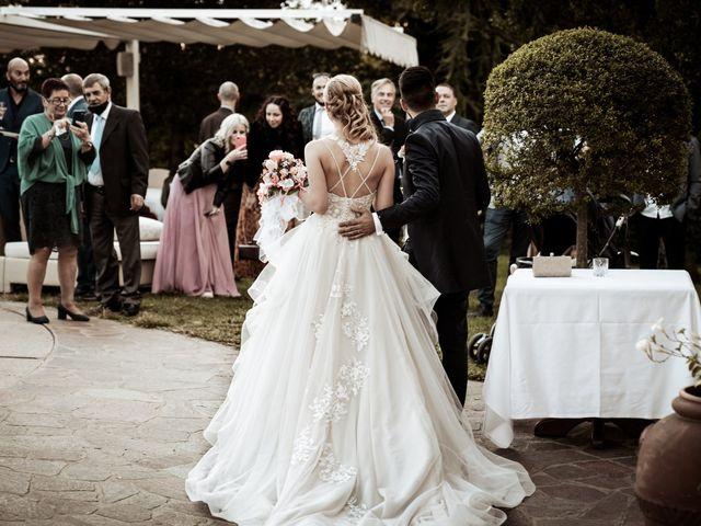 Il matrimonio di Simone e Marta a Campodarsego, Padova 140
