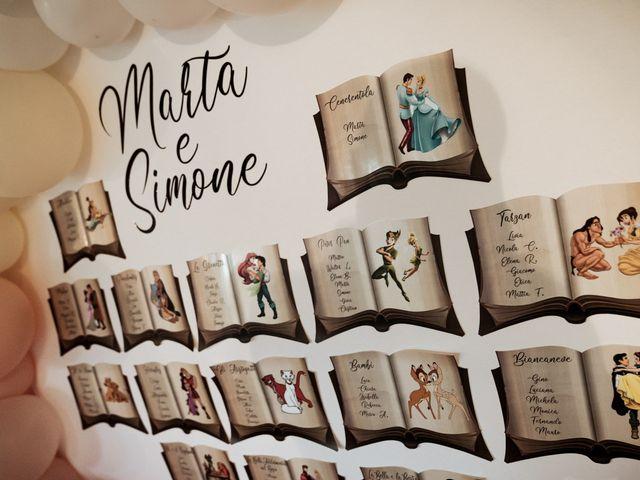 Il matrimonio di Simone e Marta a Campodarsego, Padova 145