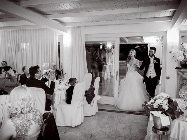 Il matrimonio di Simone e Marta a Campodarsego, Padova 147