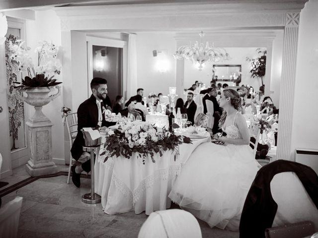 Il matrimonio di Simone e Marta a Campodarsego, Padova 148