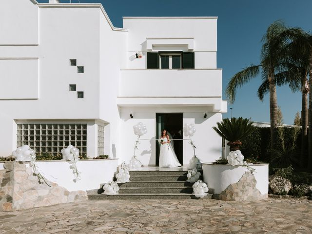 Il matrimonio di Alessia e Matteo a San Cassiano, Lecce 30