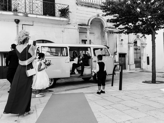 Il matrimonio di Alessia e Matteo a San Cassiano, Lecce 35