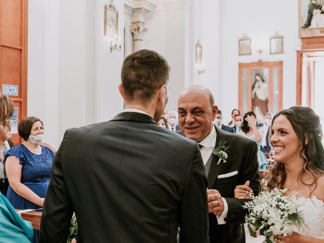 Il matrimonio di Alessia e Matteo a San Cassiano, Lecce 36