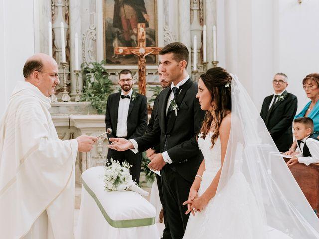 Il matrimonio di Alessia e Matteo a San Cassiano, Lecce 38