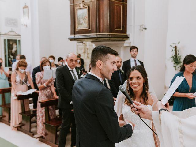 Il matrimonio di Alessia e Matteo a San Cassiano, Lecce 39