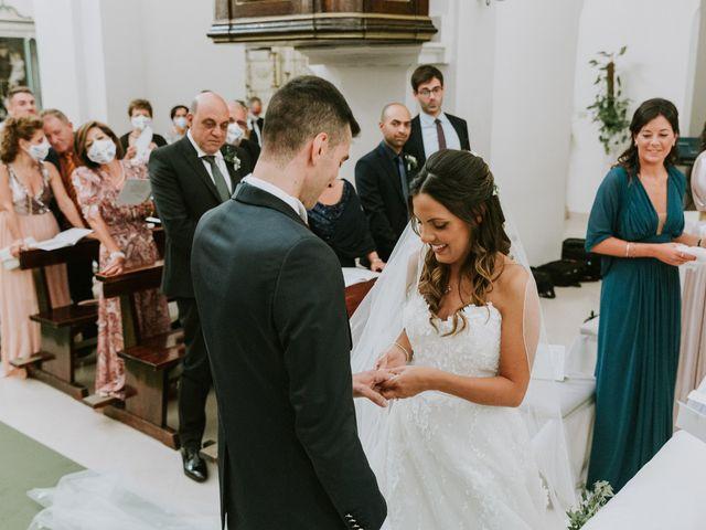 Il matrimonio di Alessia e Matteo a San Cassiano, Lecce 45