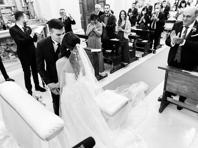 Il matrimonio di Alessia e Matteo a San Cassiano, Lecce 47