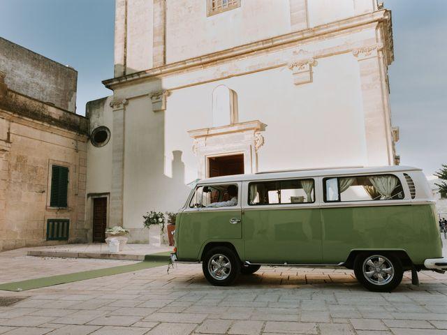 Il matrimonio di Alessia e Matteo a San Cassiano, Lecce 49