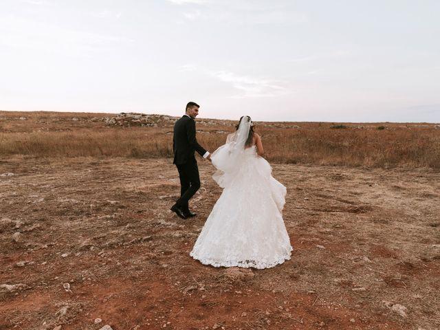 Il matrimonio di Alessia e Matteo a San Cassiano, Lecce 54