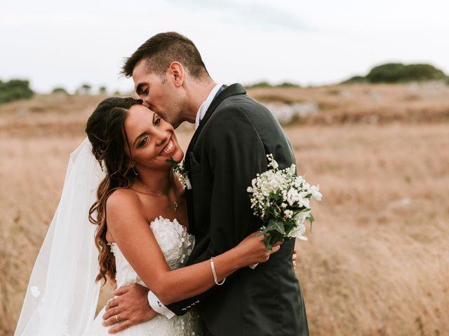 Il matrimonio di Alessia e Matteo a San Cassiano, Lecce 57