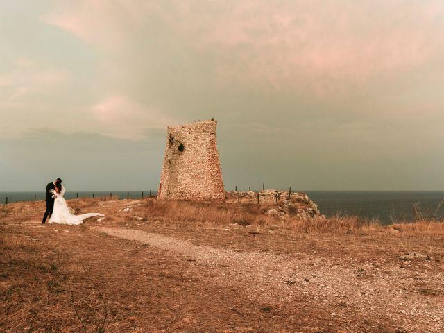 Il matrimonio di Alessia e Matteo a San Cassiano, Lecce 59