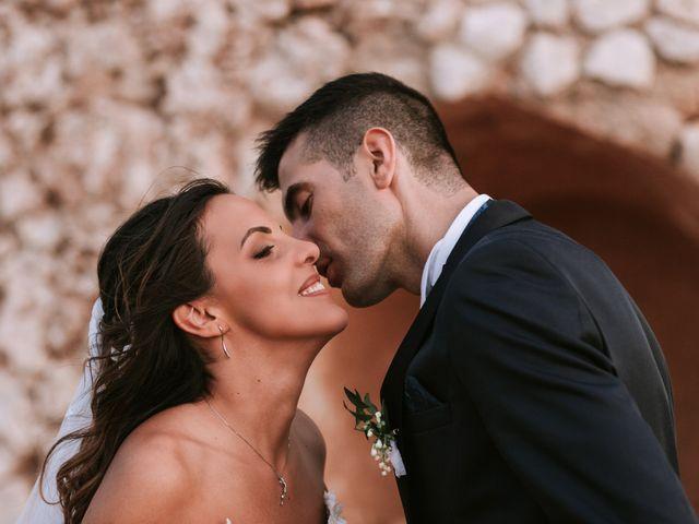 Il matrimonio di Alessia e Matteo a San Cassiano, Lecce 60