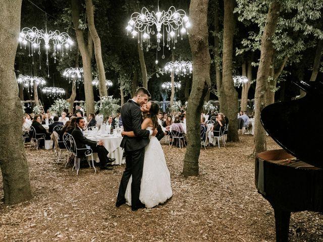 Il matrimonio di Alessia e Matteo a San Cassiano, Lecce 74