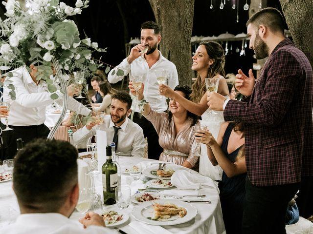 Il matrimonio di Alessia e Matteo a San Cassiano, Lecce 78