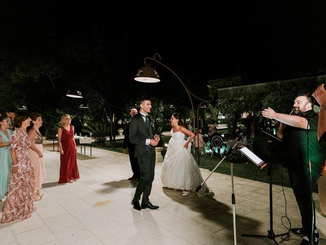 Il matrimonio di Alessia e Matteo a San Cassiano, Lecce 86