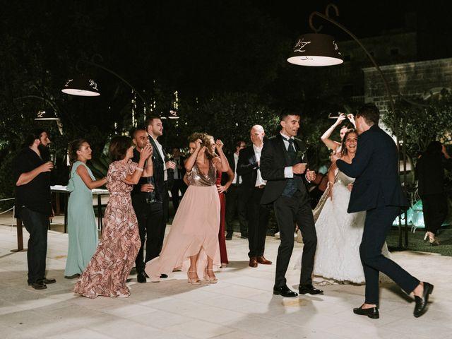 Il matrimonio di Alessia e Matteo a San Cassiano, Lecce 87