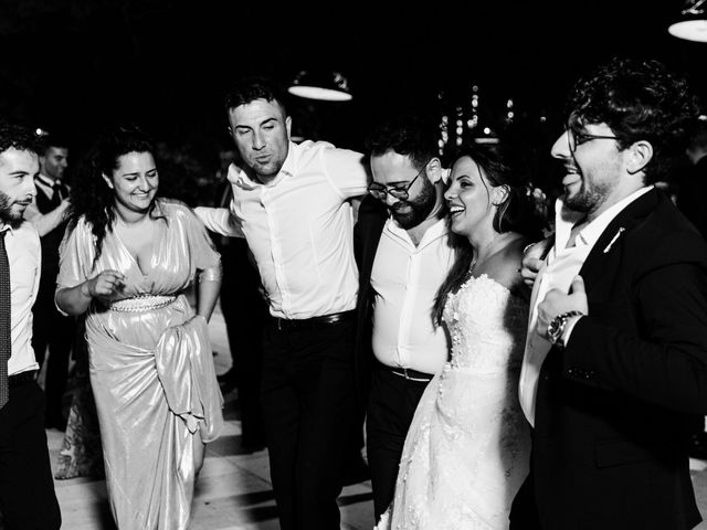 Il matrimonio di Alessia e Matteo a San Cassiano, Lecce 91