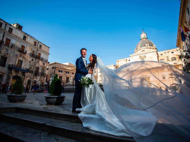 Il matrimonio di Vicky e Giovanni a Palermo, Palermo 30
