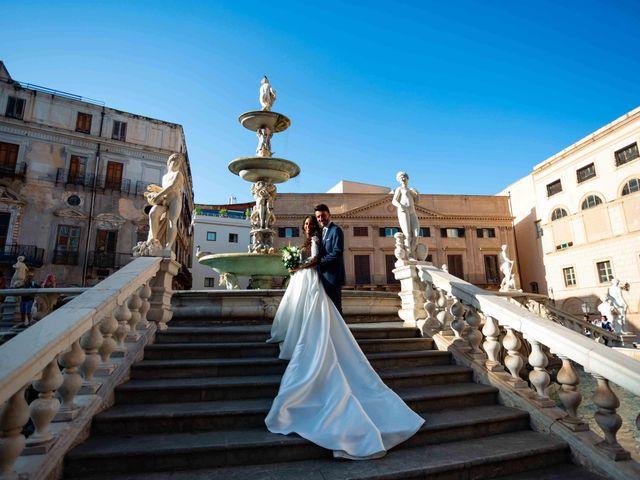 Il matrimonio di Vicky e Giovanni a Palermo, Palermo 32