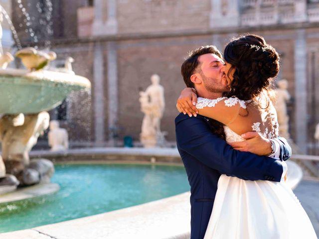 Il matrimonio di Vicky e Giovanni a Palermo, Palermo 33