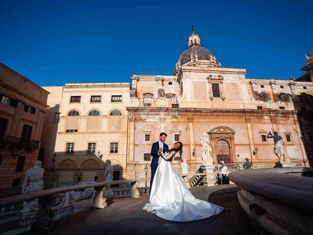 Il matrimonio di Vicky e Giovanni a Palermo, Palermo 34