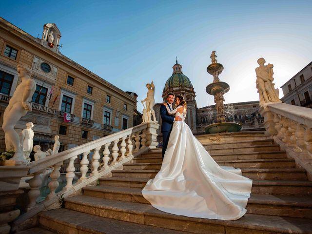 Il matrimonio di Vicky e Giovanni a Palermo, Palermo 1