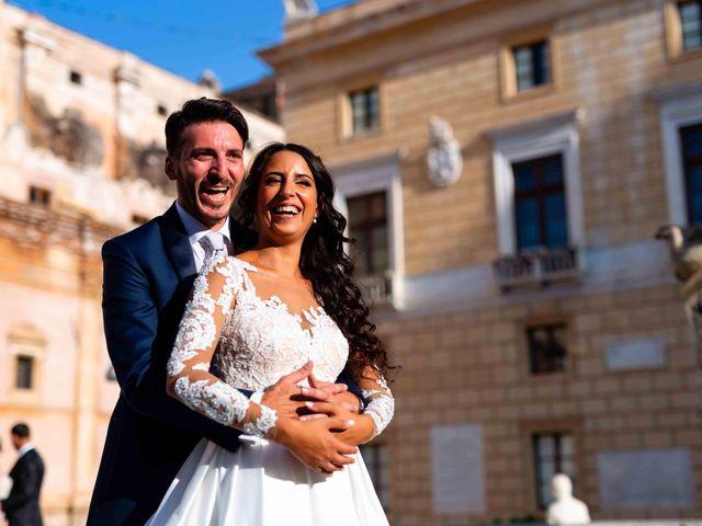 Il matrimonio di Vicky e Giovanni a Palermo, Palermo 35