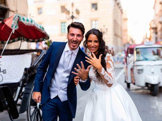 Il matrimonio di Vicky e Giovanni a Palermo, Palermo 37
