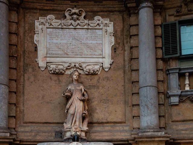 Il matrimonio di Vicky e Giovanni a Palermo, Palermo 39
