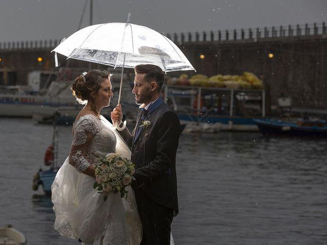 Le nozze di Gianfranco e Amalia