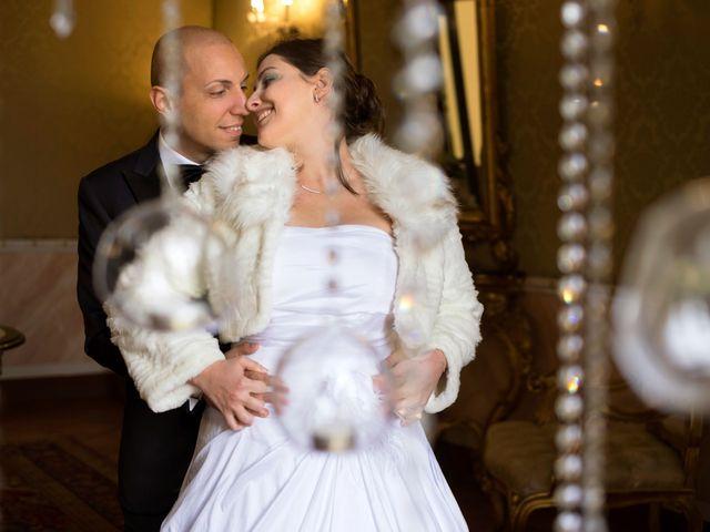 Il matrimonio di Stefano e Sara a Castel San Giorgio, Salerno 2