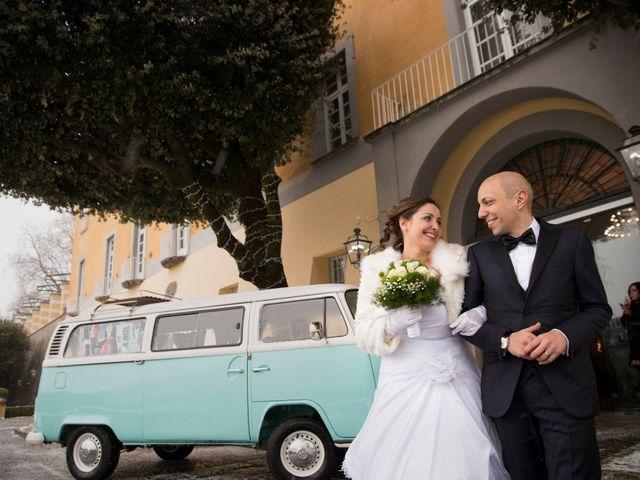 Il matrimonio di Stefano e Sara a Castel San Giorgio, Salerno 3