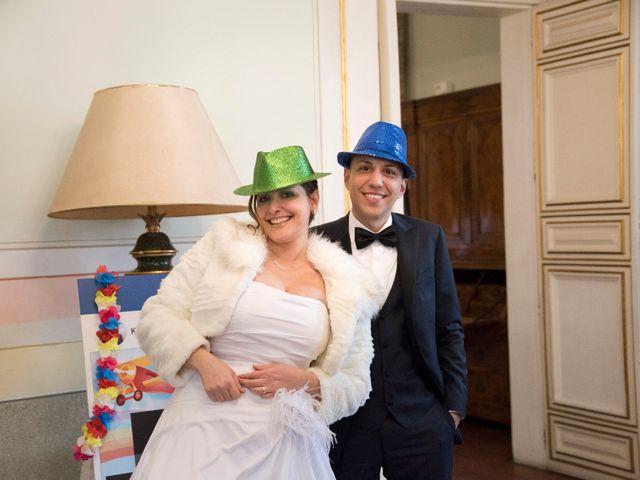 Il matrimonio di Stefano e Sara a Castel San Giorgio, Salerno 5
