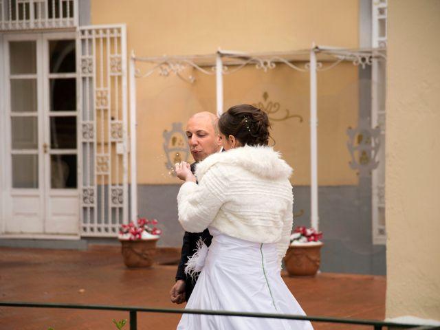 Il matrimonio di Stefano e Sara a Castel San Giorgio, Salerno 6