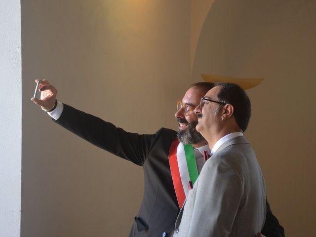 Il matrimonio di Lorenzo e Giovanna a Mesagne, Brindisi 1