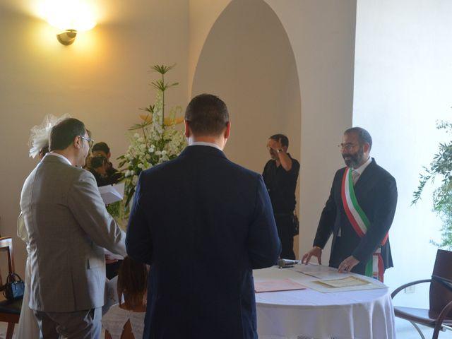 Il matrimonio di Lorenzo e Giovanna a Mesagne, Brindisi 8