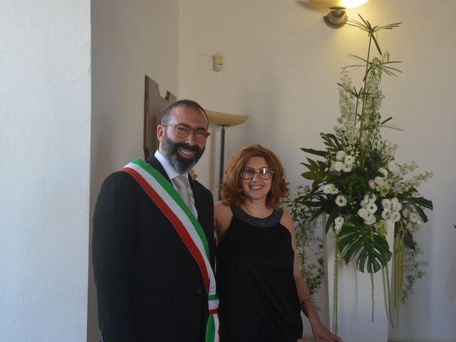 Il matrimonio di Lorenzo e Giovanna a Mesagne, Brindisi 25